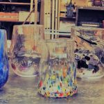 Beer Mugs and Stemless Wine Glasses
